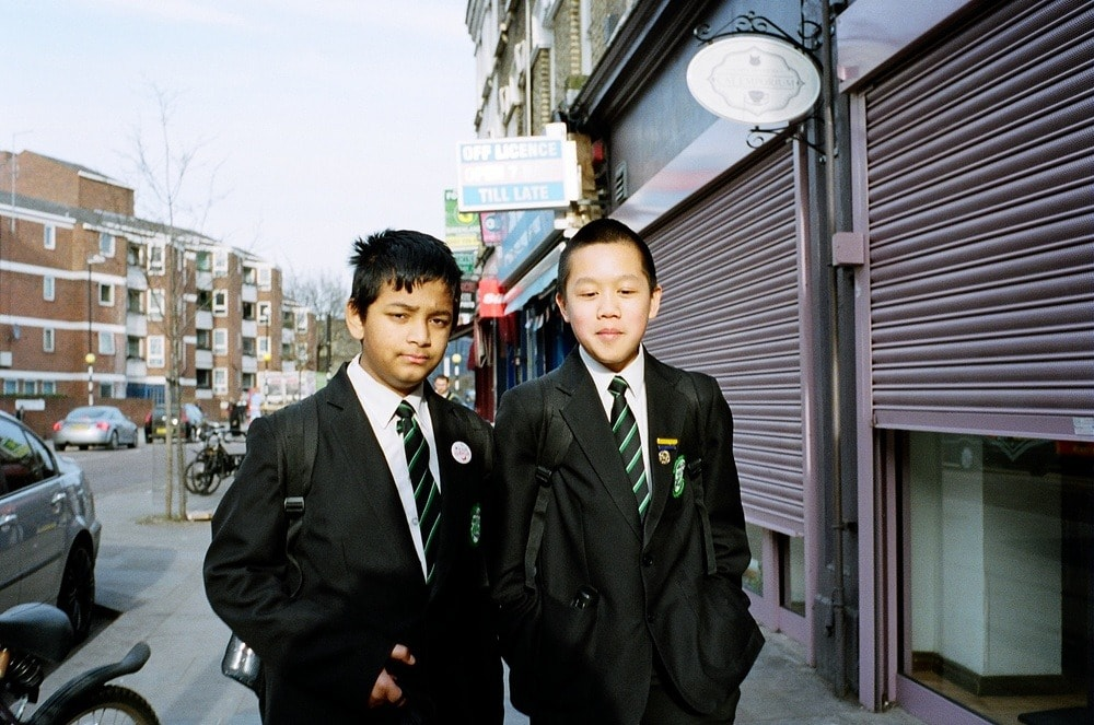 2 boys leica sample photo