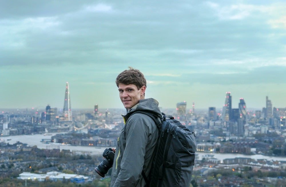 ben kepka london skyline