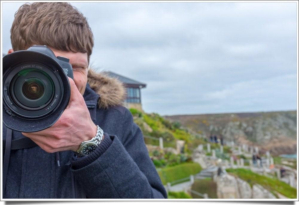 shooting photos with a canon 5d mark iii