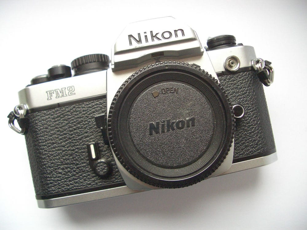 nikon fm2 best 35mm camera