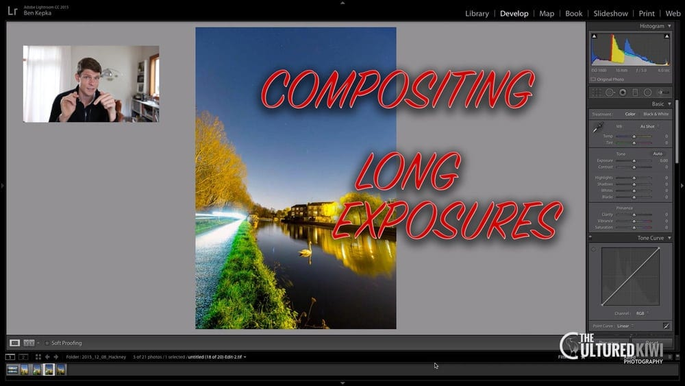 Create Composite Images – Using Long Exposures – Part 2/2
