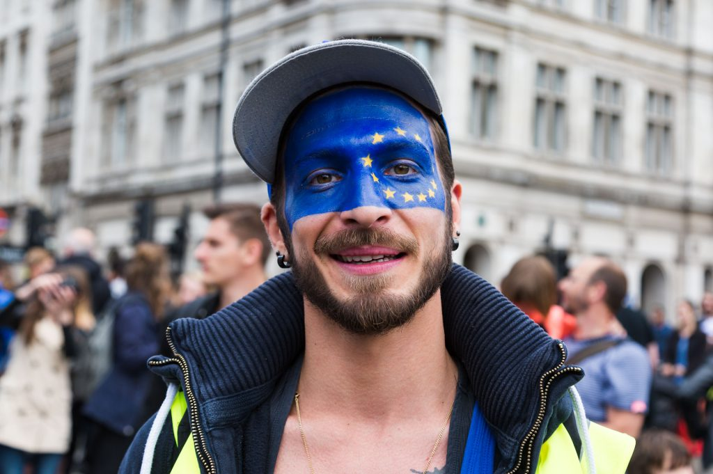POV Street Photography: London BREXIT Protest