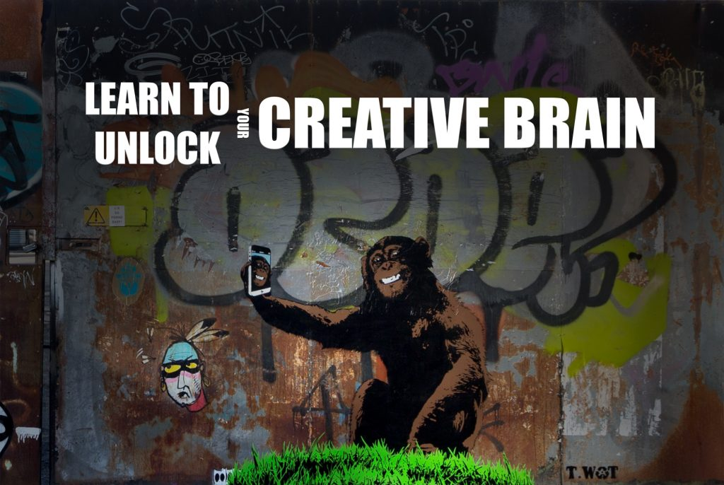 How to Unlock your Super Creativity (it's easy!)