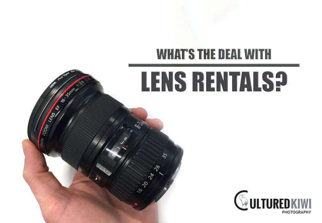 How do Borrow Lenses work?