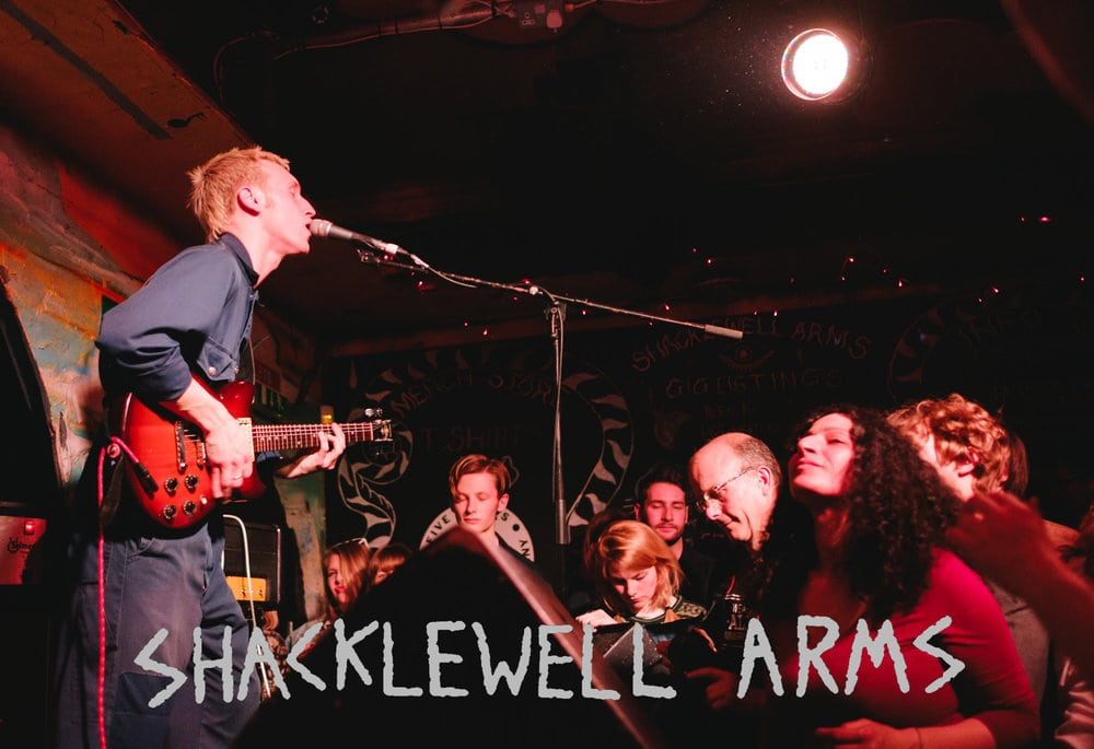 The Shacklewell Arms – All Day Party