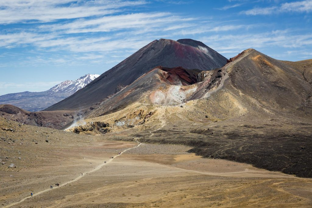 Tongariro Crossing – New Zealand