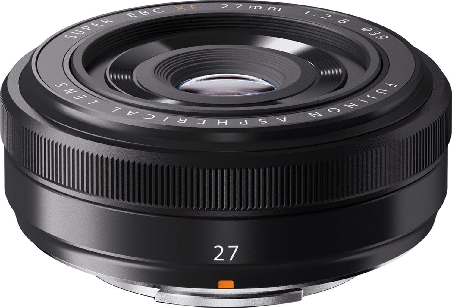 fuji 27mm lens review