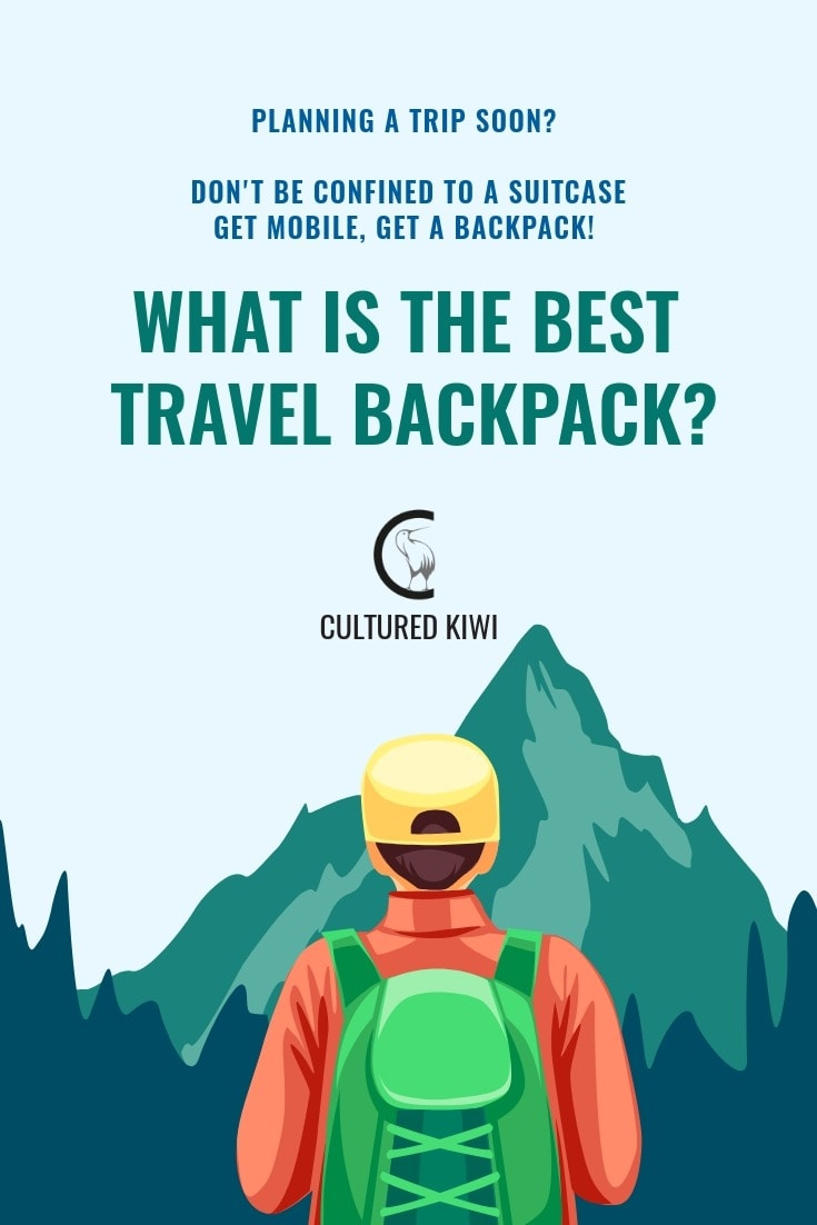 best travel backpack for europe