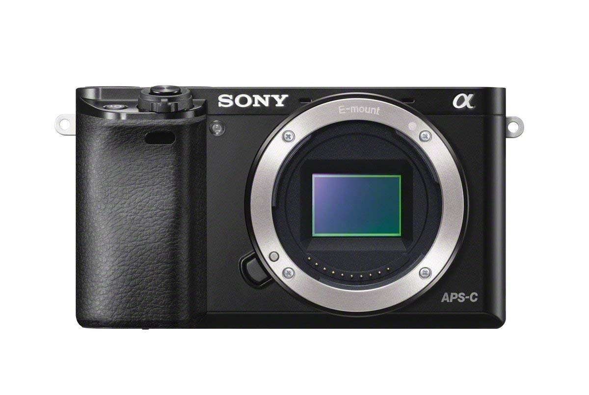 Sony A6500 the best mirrorless camera value for money