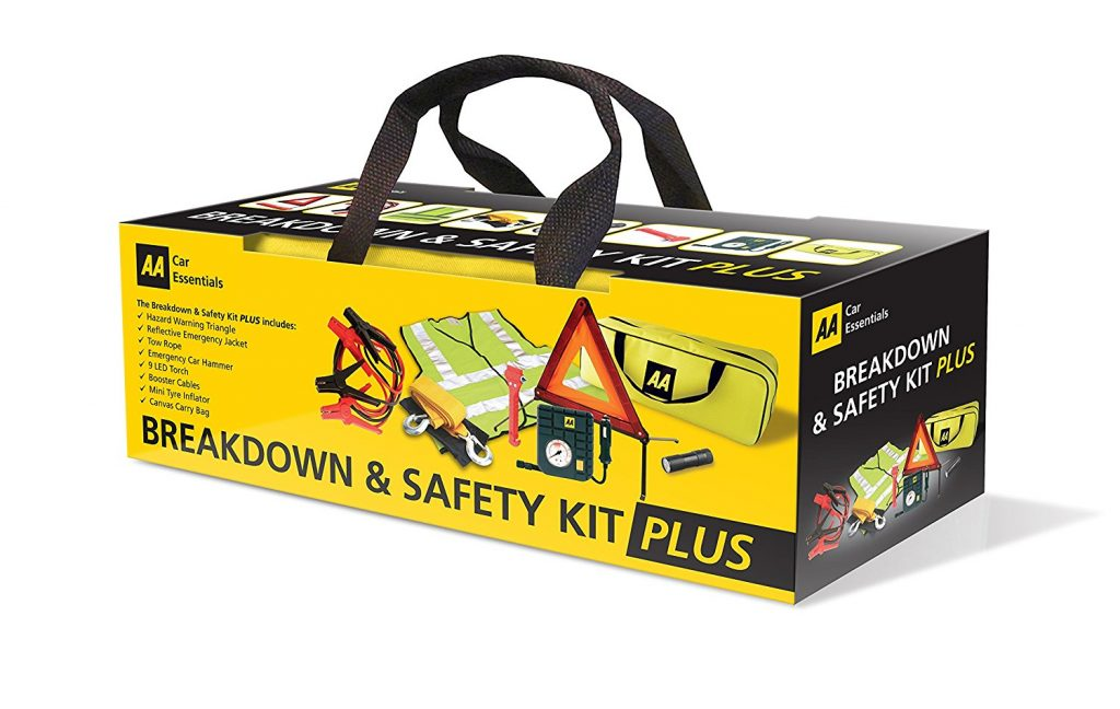 car breakdown kit - click here
