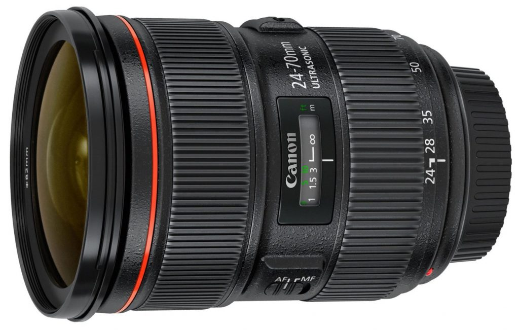 best canon travel lens