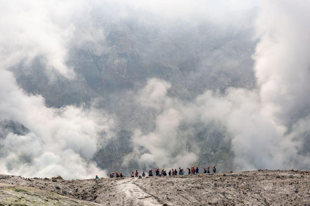 white island new zealand volcano