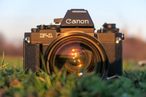 canon f1 review