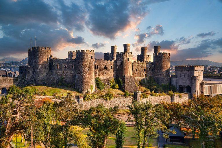 Castle After Sky