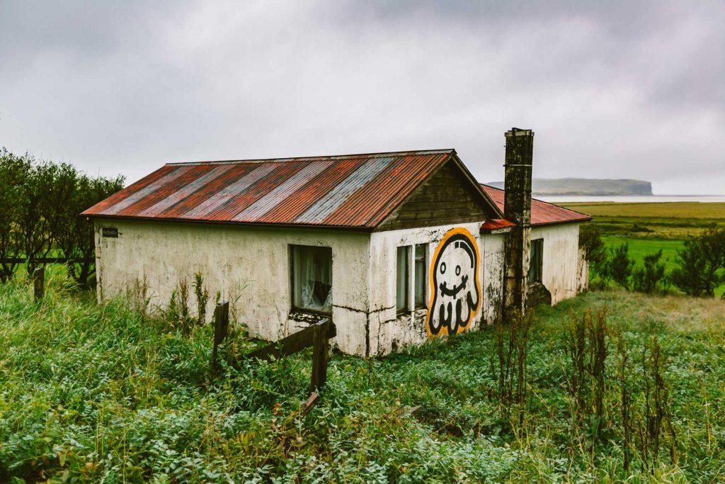 iceland haunted house