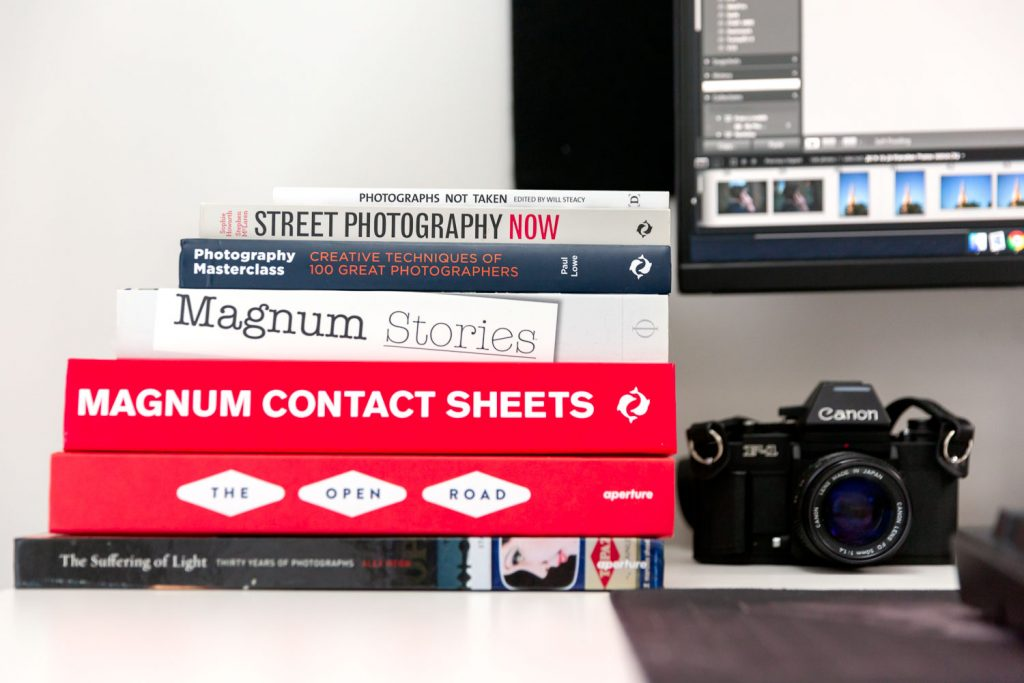 photography books free