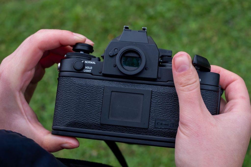 close film camera