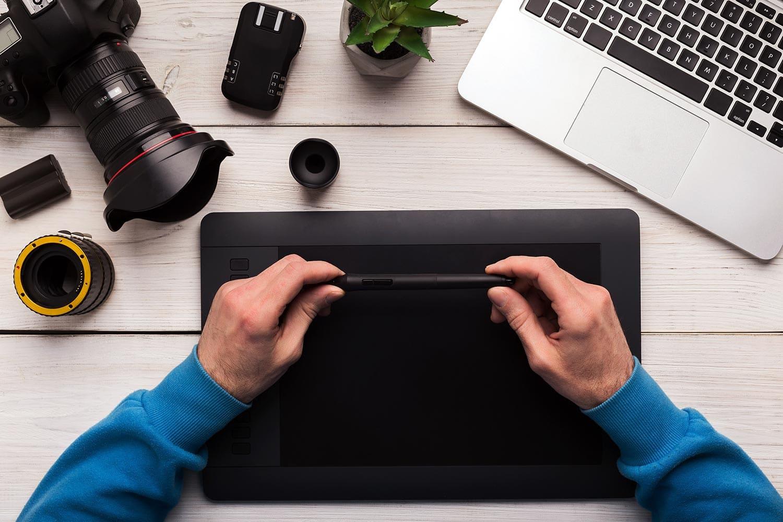 photo editing computer