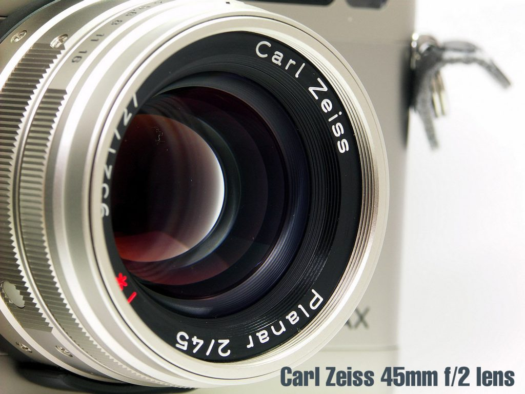 contax g1 lens
