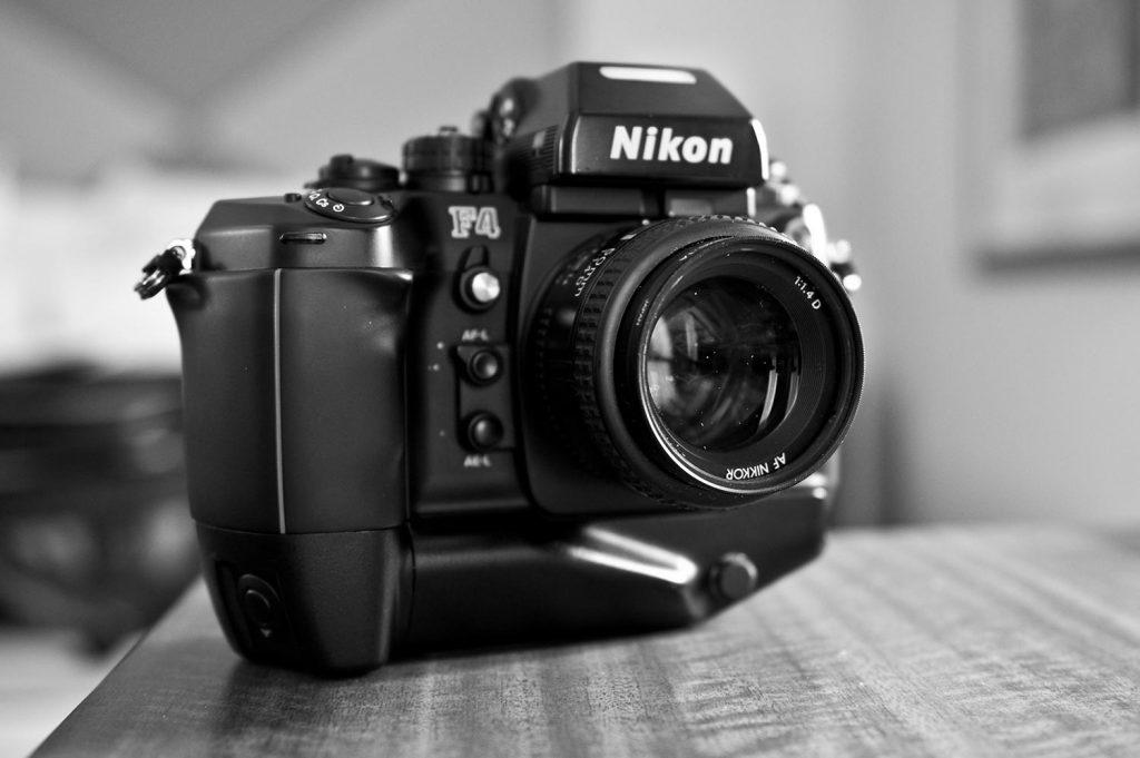 Nikon F4 review